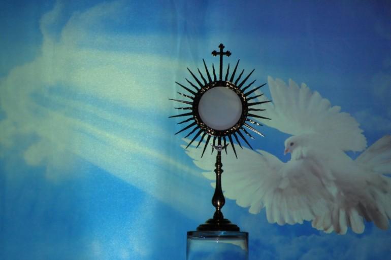 W promieniach Ducha Świętego