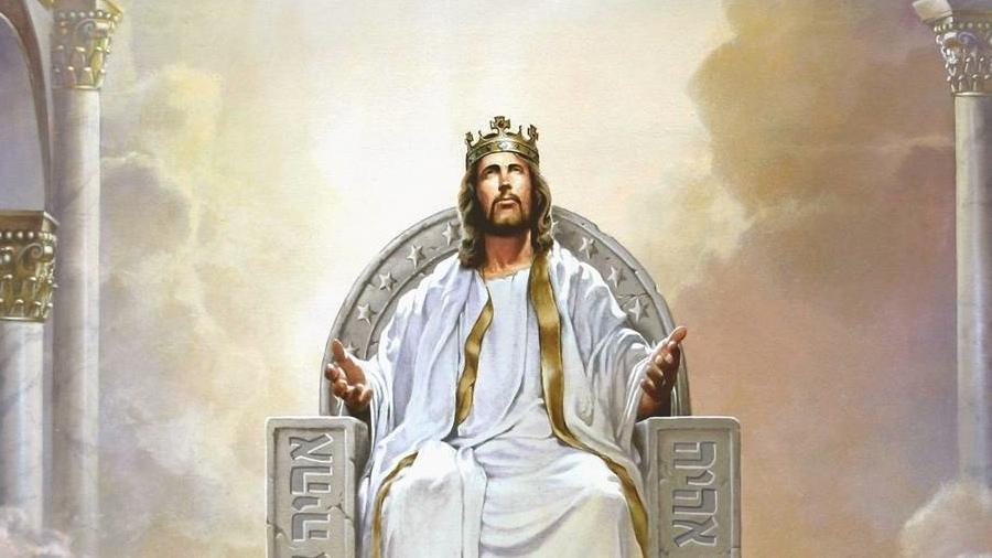 Nie z tego świata – (Łk 23,35-43)