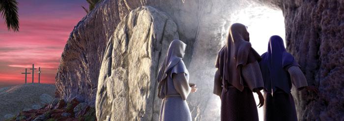 Narodziny i Zmartwychwstanie – (J 20,2-8)