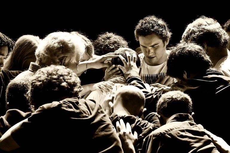 modlitwa za