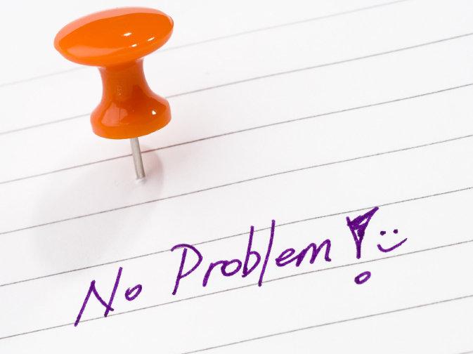 No problem – (J 14,15-21)