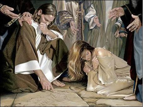Grzesznica –  (J 20,1.11-18)