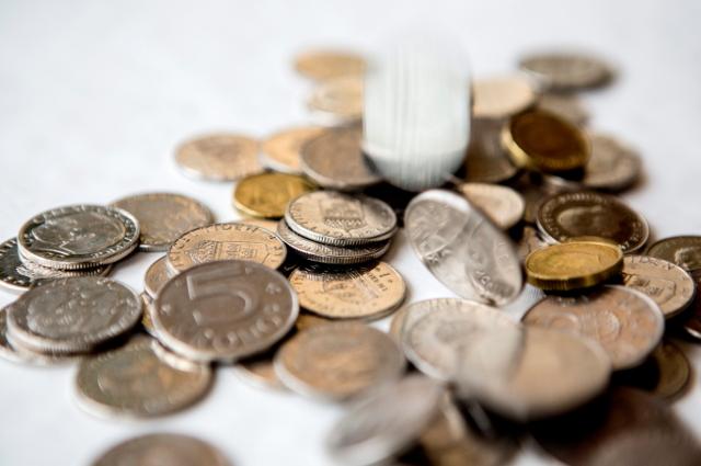 Jeden pieniążek –  (Łk 12, 54-59)