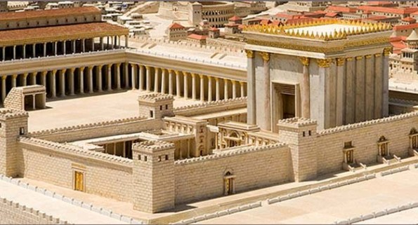 Twoje ciało jest świątynią – (J 2,13-22)