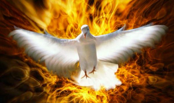 Przyjdź Duchu Święty – (J 15, 26-27; 16, 12-15)