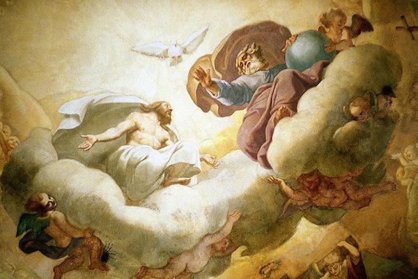 W imię Trójcy Świętej – (Mt 28,16-20)