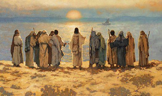 Dwunastu – (J 15,9-17)