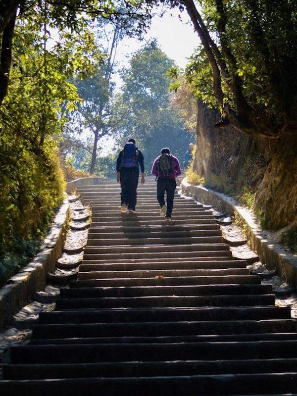 Tysiąc kroków – (Mt 5,38-42)