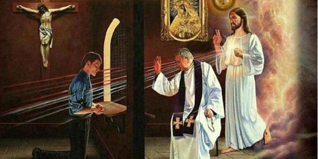 Odpuszczenie – (Mt 9,1-8)