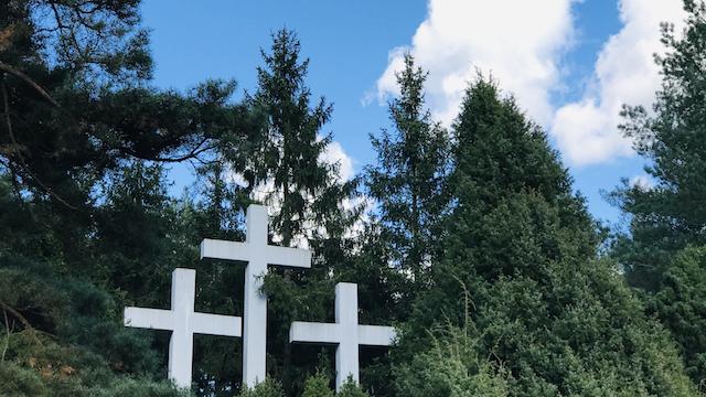 Palmiry – Cmentarz Wojenny