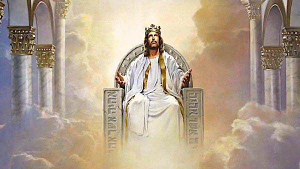 Trzy władze – Uroczystość Chrystusa Króla Wszechświata – 25.11.2018