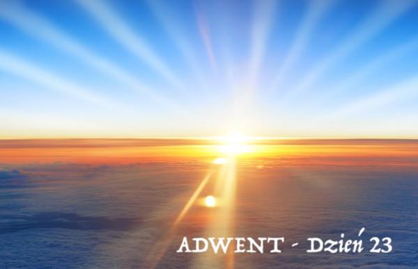 Wschodzące Słońce – (Łk 1,67-79)