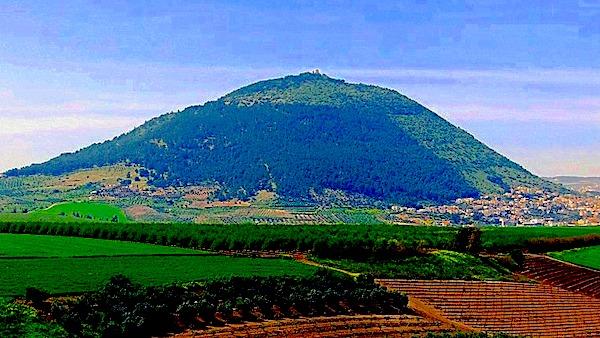 Moja Góra Tabor – (Mk 9, 2-13)