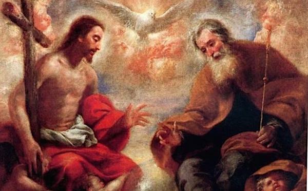 Ojciec i Syn – (J 14,6-14)