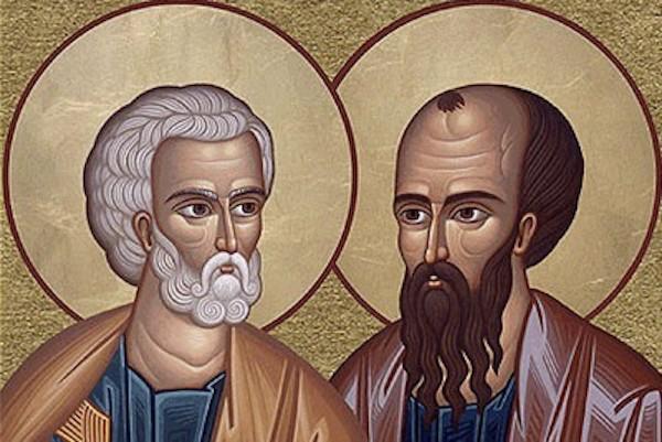 Dwóch szaleńców Boga – (Mt 16,13-19)