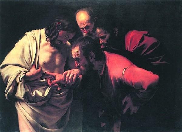 """""""Pan mój i Bóg mój"""" – (J 20,24-29)"""
