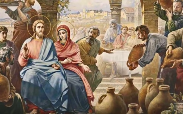 O dobroci w połowie drogi – (J 2, 1-11)