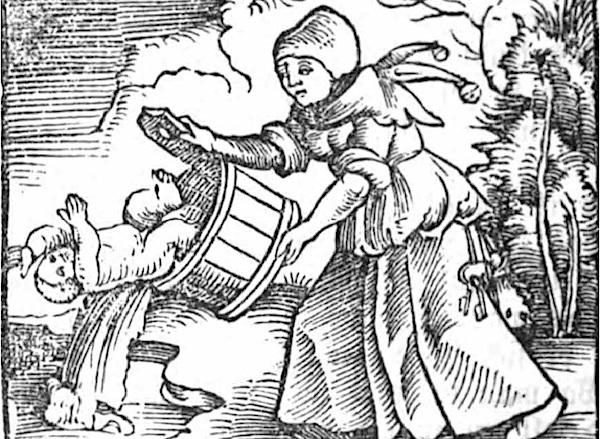 Wylać dziecko z kąpielą – (Łk 6,6-11)