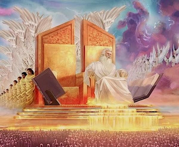 Gdy Bóg zostanie zrzucony z tronu – (Łk 9,43b-45)