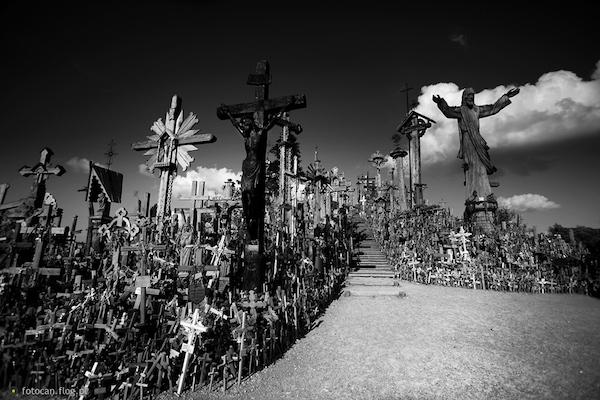 Krzyk krzyża – (J 3,13-17)