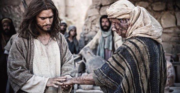 Miłość łamie zasady – (Mk 1, 40-45)