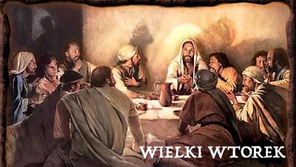 Postawa – (J 13,21-33.36-38)