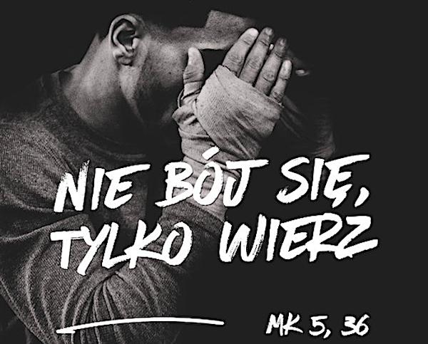 Odwagi – (Mt 10, 26-33)