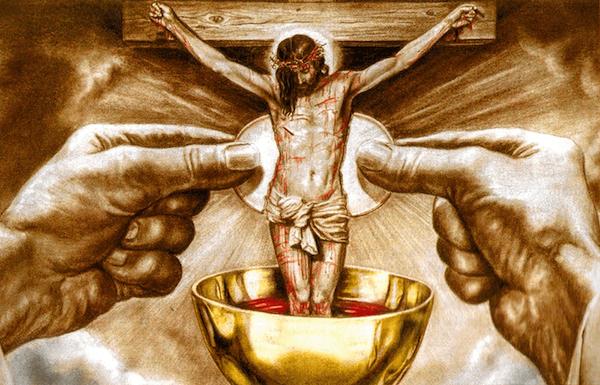 Najwyższy i Wieczny – (Mt 26, 36-42)