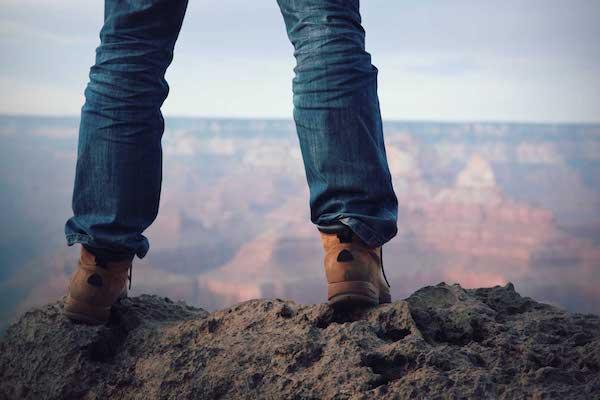 Grunt pod nogami – (Mt 8,23-27)