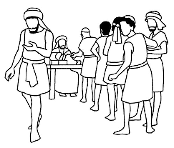 Najęci do pracy – (Mt 20, 1-16a)