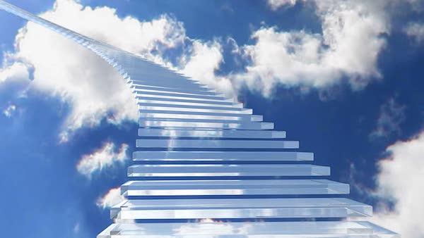 Po schodach do nieba