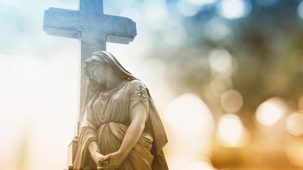 Matka aż po krzyż